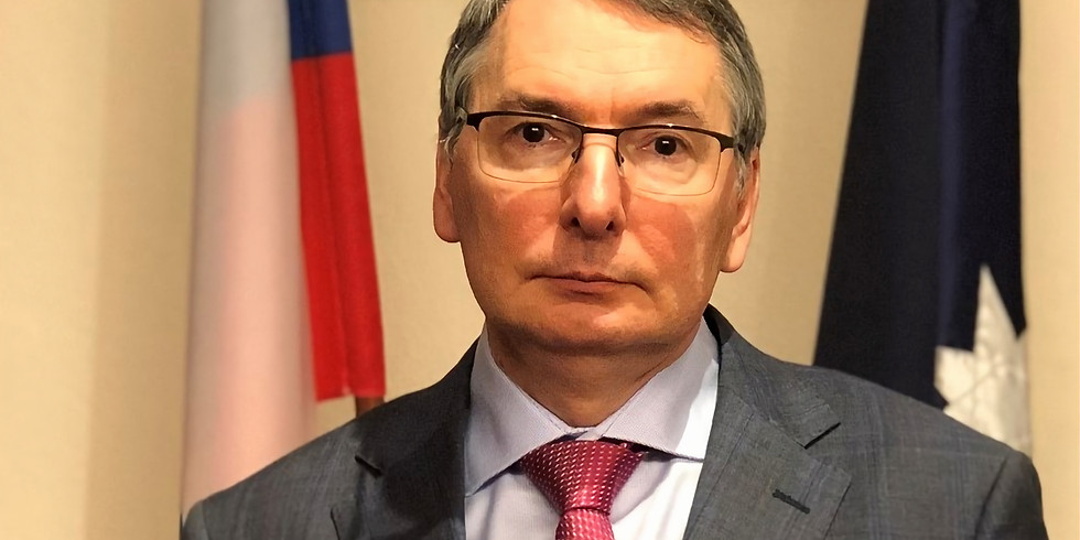 Business breakfast with the Russian Ambassador