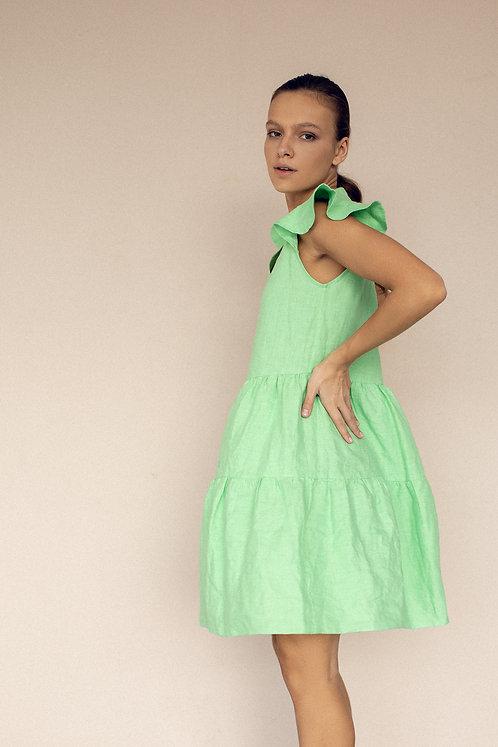 Льняное платье Nora