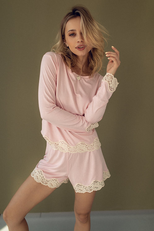 Пижама Soft Mood из вискозы