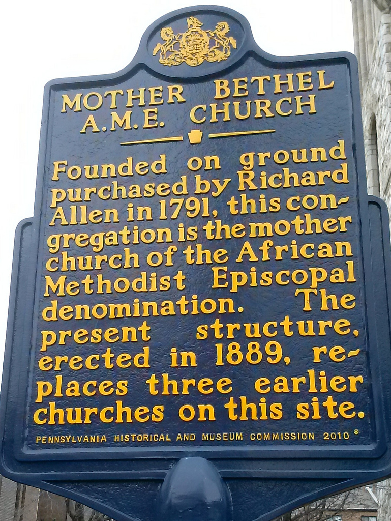 Mother Bethel AME Church