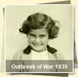 Outbreak of War 1939