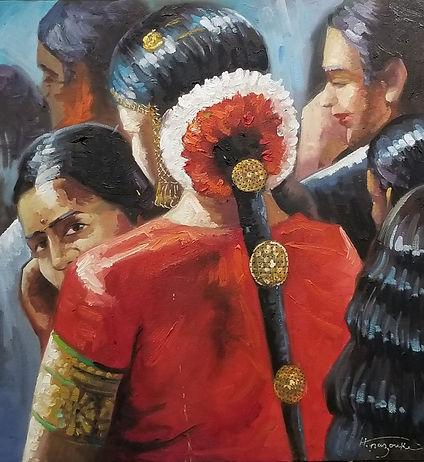 Indian girl by Houman Pazouki