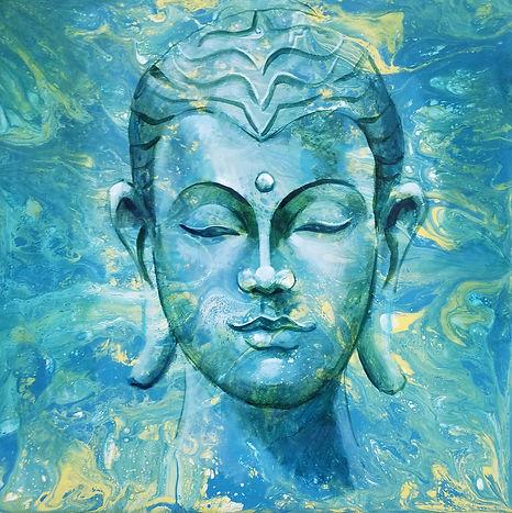 Buddha by Houman Pazouki