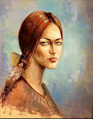 Portrait.by Houman Pazouki