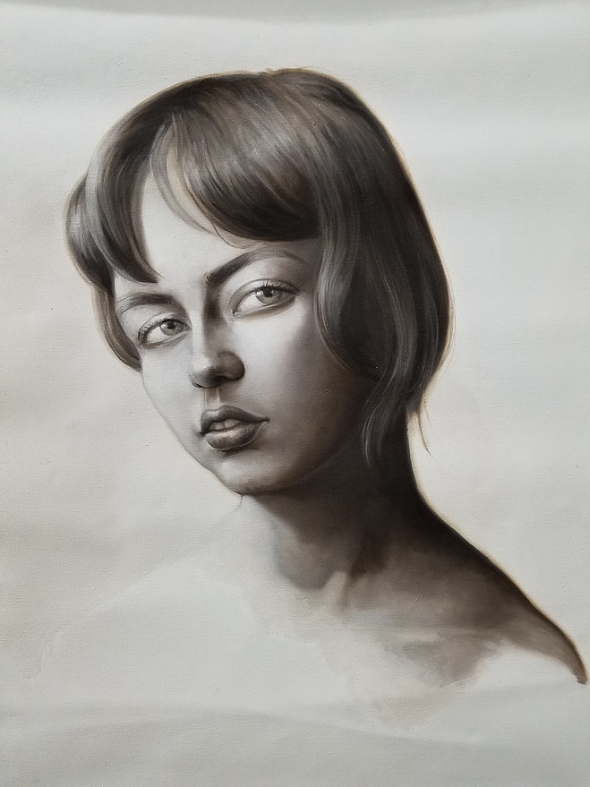 Portrait by HoumanPazouki