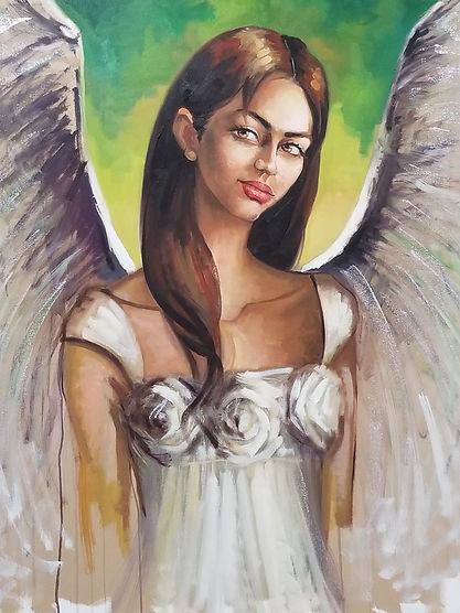 angel by Houman Pazouki