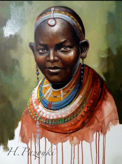 Masaei by Houman Pazouki