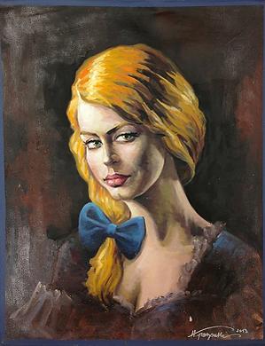 Portraits by Houman Pazouki