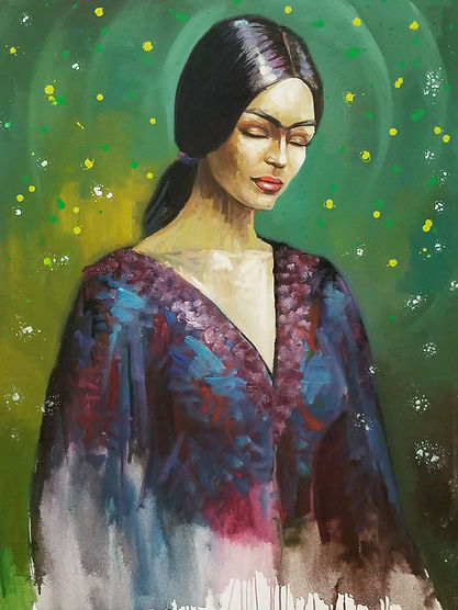 Portrait by Houman Pazouki