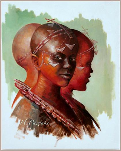 Masaeis by Houman Pazouki