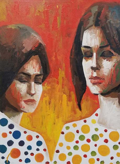 portrait modern series by Houman Pazouki
