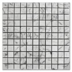 Bianco-Carrara-Mosaic-1x1