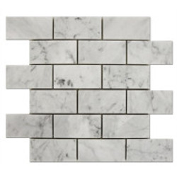 Bianco-Carrara-Mosaic-2x4
