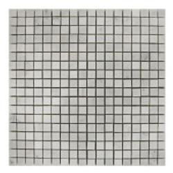 Bianco-Carrara-Mosaic-half-by-half-