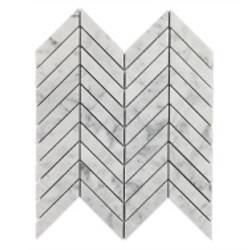 Bianco-Carrara-Chevron