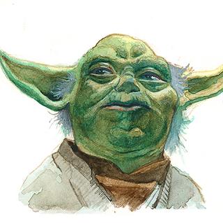 Yoda (Empire Strikes Back)