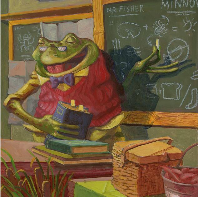 Professor Fisher