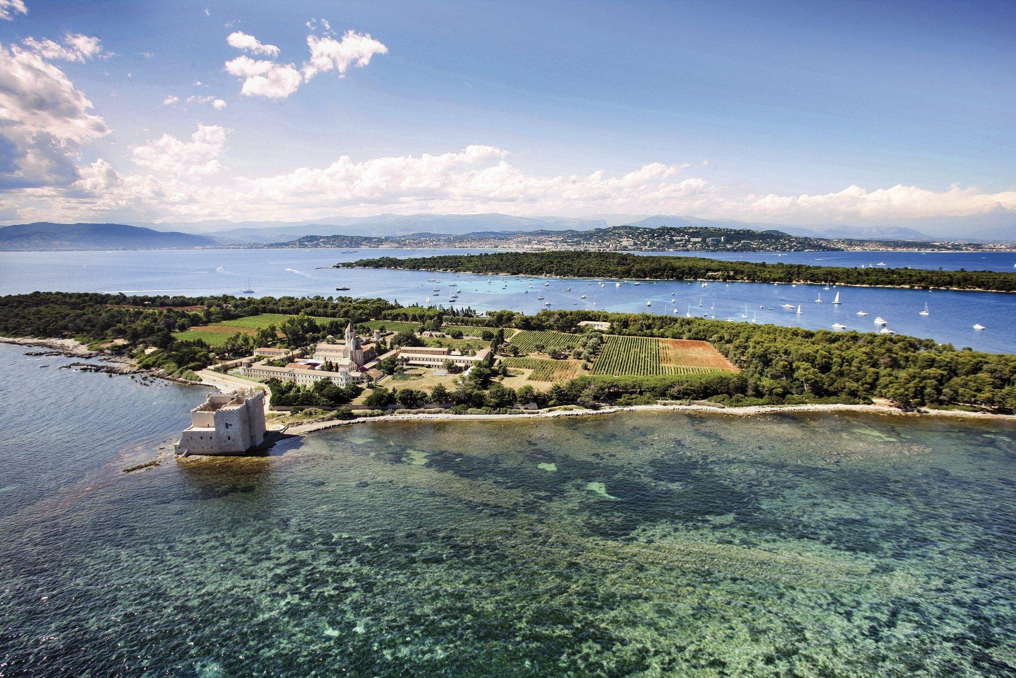 Lérins Island