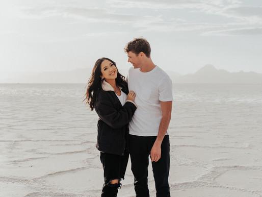 Love at the Salt Flats