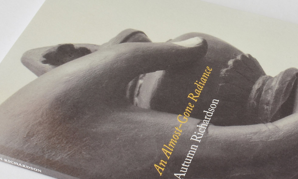 An Almost-Gone Radiance (Paperback) (Autumn Richardson)