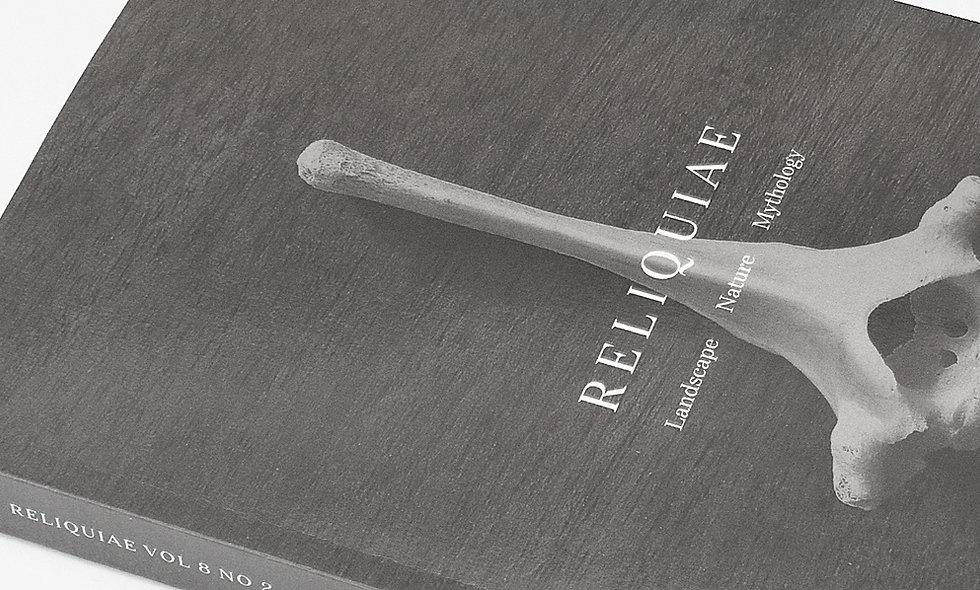 Reliquiae Vol 8 No 2 (Various Authors)