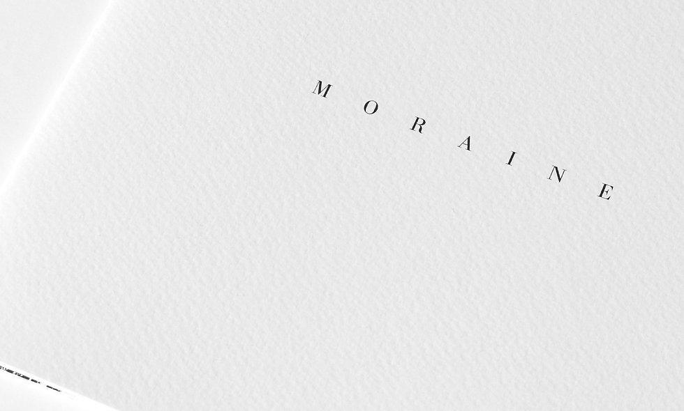 Moraine (Richard Skelton)