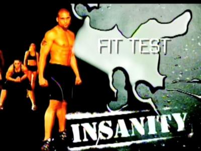 Insanity Fitness Test