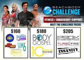 CThe Beachbody Challenge