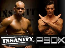 A Stay at Home Mom Bringin it with P90X  & Insanity