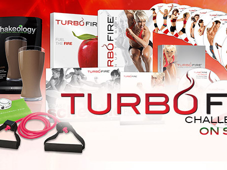 Get a Discount on the TurboFire Challenge Pack