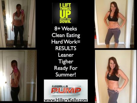 Les Mills Pump Results– Beachbody Workout