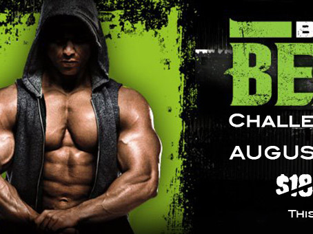 Body Beast Challenge Pack: August Special Discount!