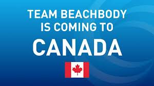 Team Beachbody In Canada