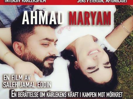 En exklusiv visning den 14 februari av den kritikerrosade långfilmen Ahmad Maryam