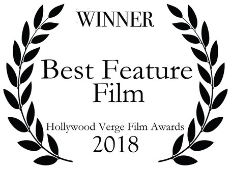 Best International feature film at Hollywood Verge Film Awards