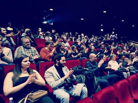 Ahmad Maryam biopremiär En film av Saleh Jamal Eddin