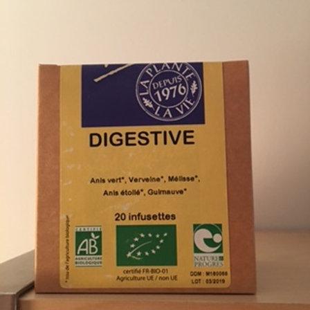 Tisane digestive Infusettes