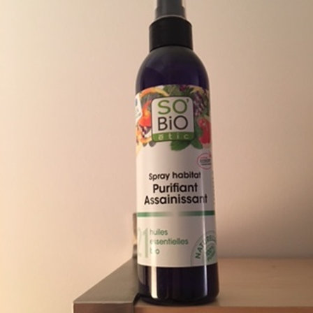 spray habitat purifiant assainissant 200 ml