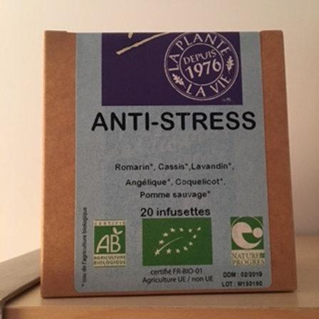 Tisane Anti stress Infusettes