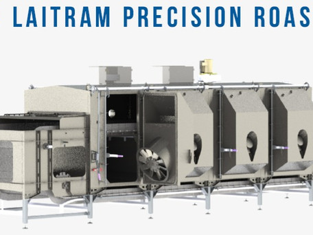 Introducing the Laitram Precision Roaster