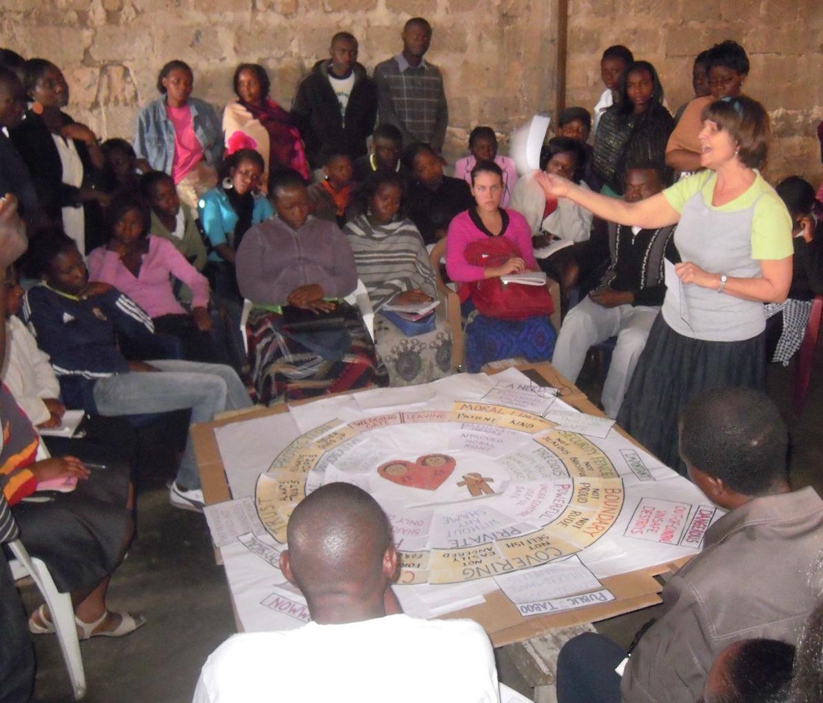 Genesis Design Academy Mathare Kenya