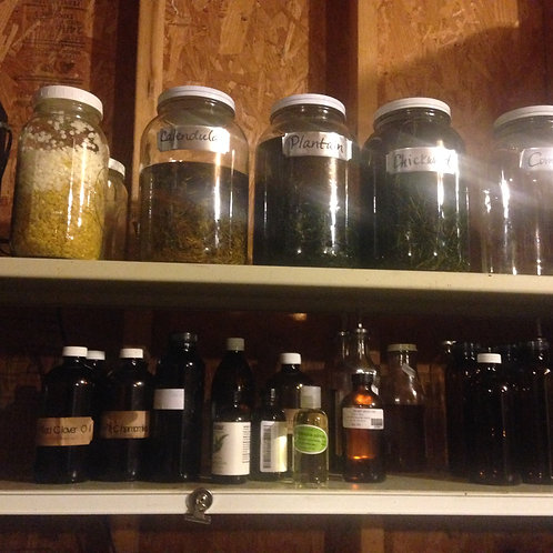 Creating Your Home Apothecary, May 19, 6-8 pm