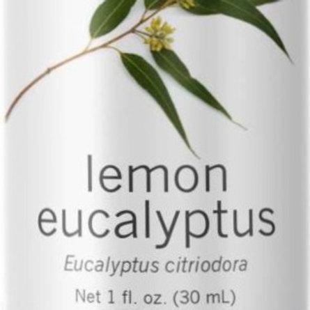 Now Essential oil Lemon Eucalyptus (1oz)