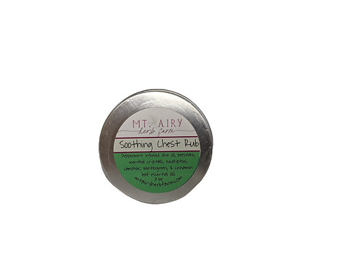Chest and Sinus Relief (2 oz)