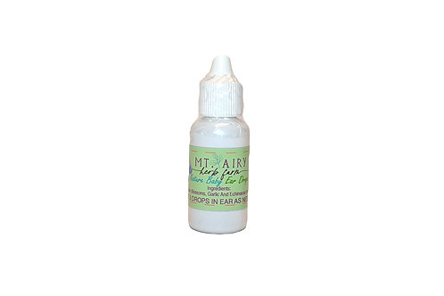 Nature Baby Ear Oil (1 oz)