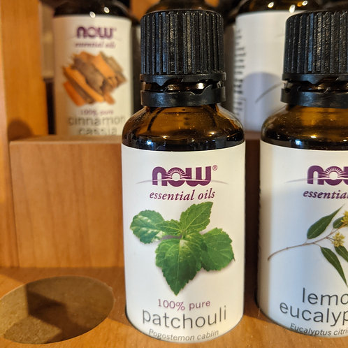 Now Essential oil Patchouli (1oz)
