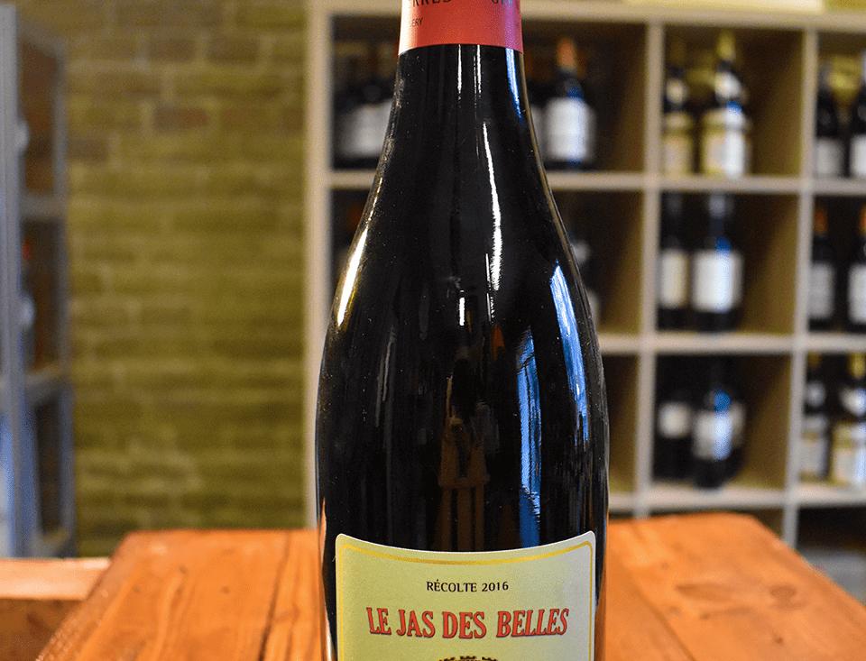 Le Jas des Belles 2016, AOP Côtes du Rhône Village - Grande Serres