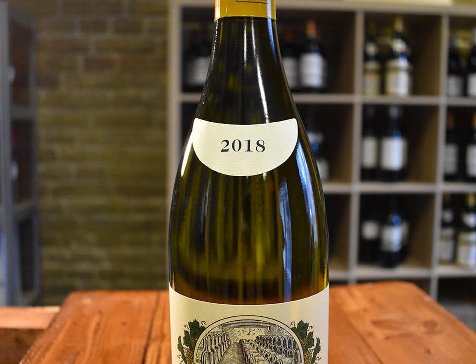 Bourgogne Chardonnay 2018, AOP Bourgogne - Domaine de Pouilly