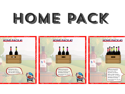 🇬🇧 Discover the Home Packs by Le Troquet