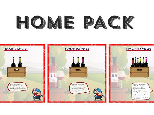 🇫🇷 Découvrez les Home Packs by Le Troquet